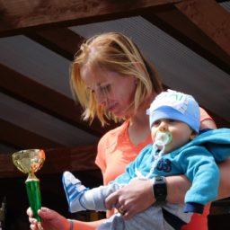 7 mesiacov po pôrode opäť na vrchole